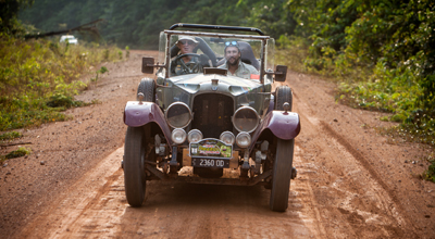 Bespoke Rallies - Worldwide Classic Car Rally & Touring Events
