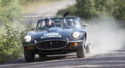Bespoke Rallies - Worldwide Classic Car Rally & Touring Events