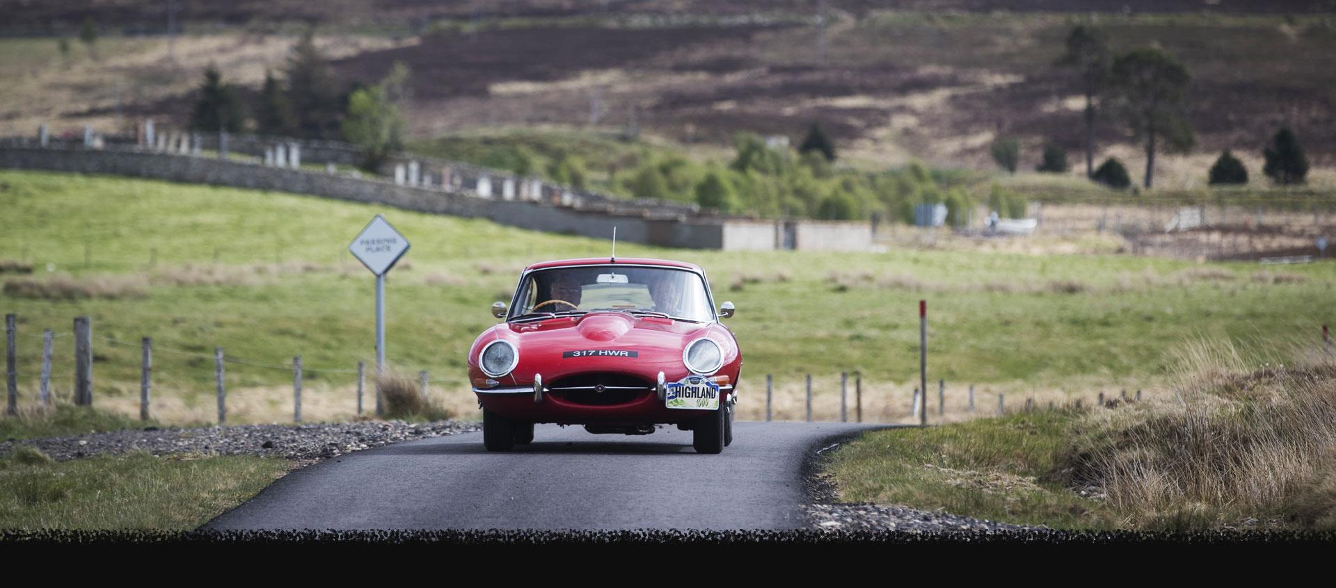 Bespoke Rallies | Classic Car Rallies & Touring Events