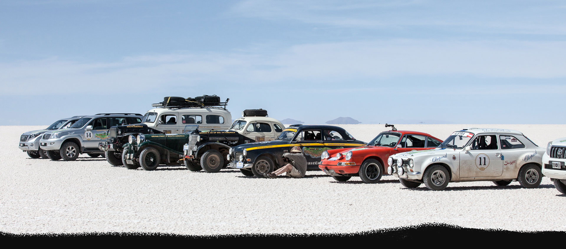 Bespoke Rallies | Classic Car Rallies & Touring Events