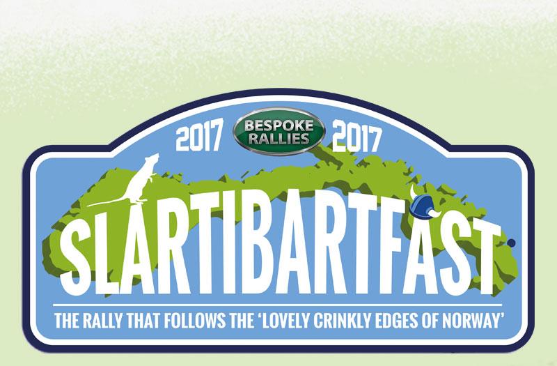 Bespoke Rallies | Slartibartfast 2017 | Classic Car Rally & Touring Event