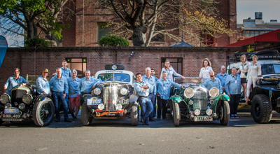 Bespoke Rallies | Classic Car Rallies & Touring Events | Our Team