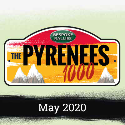 Bespoke Rallies | The Pyrenees 1000 2020 | Classic Car Rally & Touring Event | May 2020